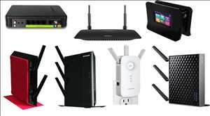 Extensores de Wi-Fi