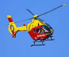 Ambulancia aerea Mercado