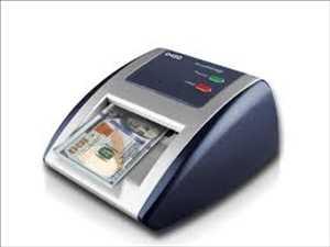 Detectores de dinero falso Mercado