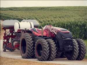 Tractores sin conductor Mercado