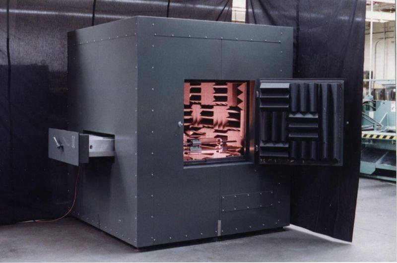 Sistema de control de ruido Mercado
