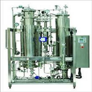 Generador de vapor puro Mercado