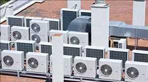 Sistema de flujo de refrigerante variable (VRF) Mercado