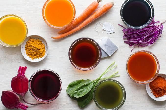 Ingredientes de colorantes alimentarios naturales Mercado