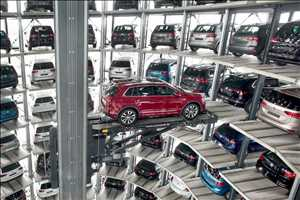 Sistemas de estacionamiento robóticos Mercado
