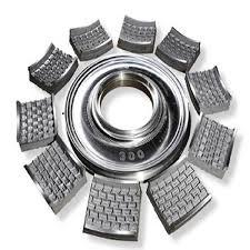 Moldes de neumáticos segmentados Mercado