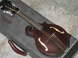 Mandolina soprano Mercado