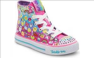 Mercado mundial de calzado para niños