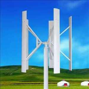 Mercado global de aerogeneradores de eje vertical
