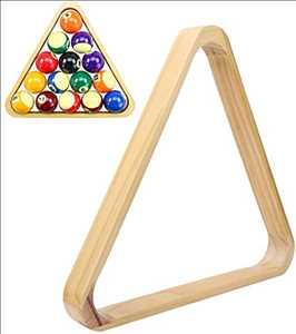 Marco de triángulo de billar