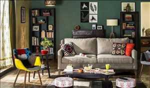 Muebles al por menor en línea