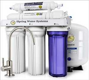 Sistemas de filtración de agua