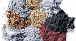 Mercado global de pigmentos metálicos