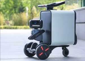 Robots de entrega autónomos