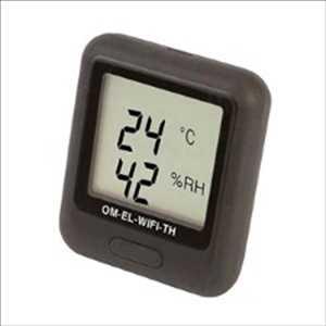 Temperatura y humedad Logger